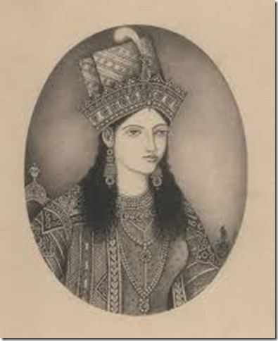 razia sultan original photo