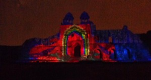 Old Fort Purana Qila Light and Sound show Ishq-e-Dilli Sahil Ahuja Delhi Pixelated Memories Delhi Instagramer's Guild DIG (7)