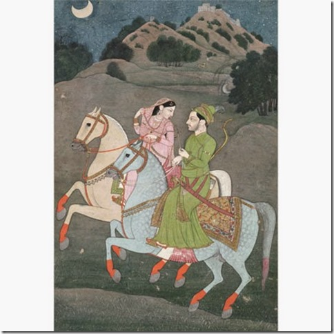 baz-bahadur-rupmati-riding-horses_productlarge