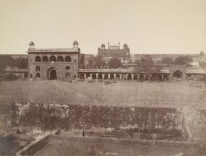 Naubat_Khana_Red_Fort_1857